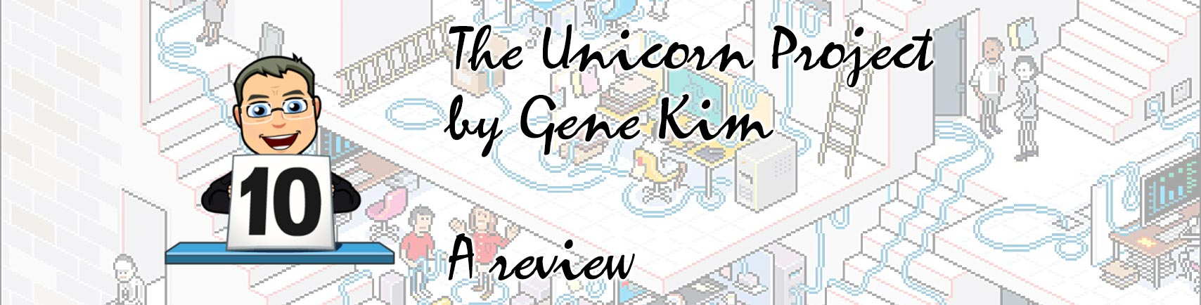 🦄 The Unicorn Project - Book Review